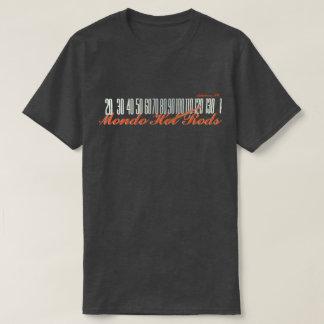 Das Mondo T - ein Mondo Speedo T-Shirt
