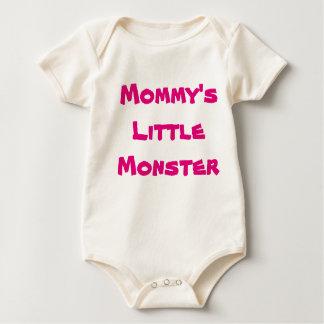 Das Monster der Mama Baby Strampler
