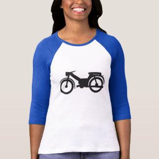 Das Moped-Shirt der Frauen T-Shirt