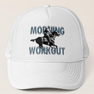 Das Morgen-Training Truckerkappe