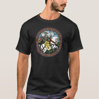 Das Motto des Ritters T-Shirt