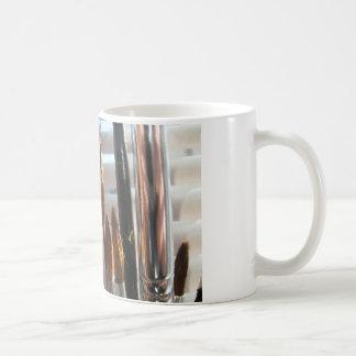 Das Muse des Malers Kaffeetasse
