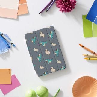 Das Muster der Möpse, Hunderegel! iPad Mini Hülle
