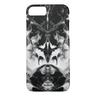 DAS MYSTISCHE WEISE (schwarze u. weiße Kunst) ~ ~ iPhone 8/7 Hülle