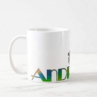 Das Namensspiel - Andrea Kaffeetasse