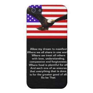 Das neue amerikanische Gebet Etui Fürs iPhone 5