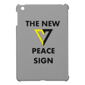 Das neue Friedenszeichen iPad Mini Hülle