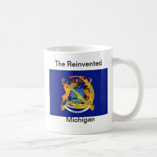 Das neuerfundene Michigan Kaffeetasse