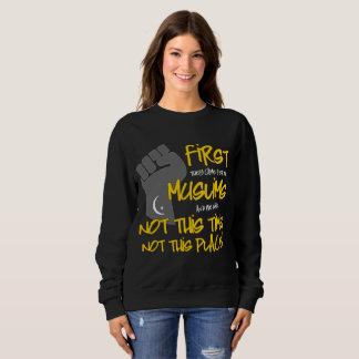 Das nicht dieses grundlegende Sweatshirt der