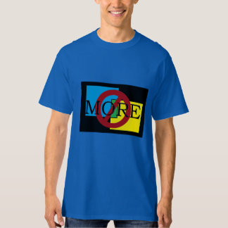 das nicht mehr T-Stück großer 'Männer n großer T-Shirt