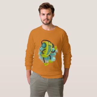 Das niedliche Sweatshirt der