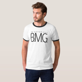 Das notorische B.M.G T-Shirt