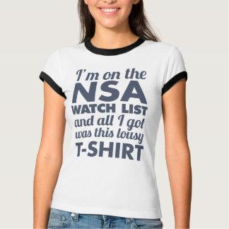 Das NSA-Parodie-Shirt T-Shirt