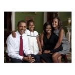 Das Obamas Postkarten