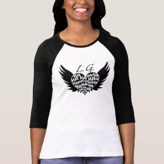 Das offizielle LaughingGurl T-Shirt