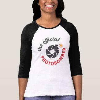 Das offizielle Photobomber T-Shirt