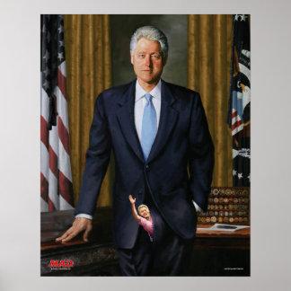 Das offizielle Porträt der WÜTENDEN Zeitschrift Poster