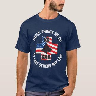 Das offizielle Team-Shirt T-Shirt