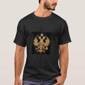DAS OFFIZIELLE WAPPEN DER KAISERLICHEN RUSSISCHEN T-Shirt