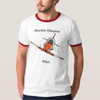 Das Okayest der Welt lustiges T-Shirt