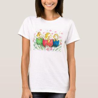 das Ostern-T - Shirt der Frauen