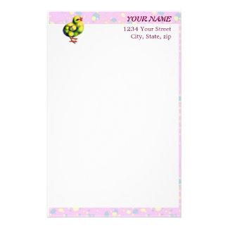 Das Ostern wenigen Blicks Briefpapier