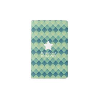 Das Ozean-Traum-Taschen-Notizbuch Moleskine Taschennotizbuch