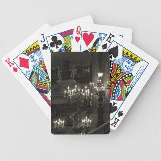 Das Palais Garnier Paris Frankreich Poker Karten