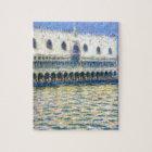 Das Palazzo Ducale durch Claude Monet Puzzle