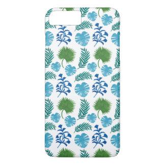 Das Palmblatt-Muster iPhone 8 Plus/7 Plus Hülle