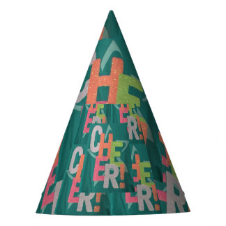 Das Party-Hutgeburtstagslager der Partyhütchen