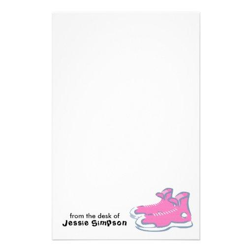 Das personalisierte Briefpapier der Spaß-Kinder Individuelle Büropapiere