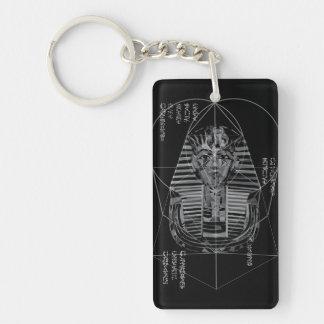 Das Pharao Schlüsselanhänger