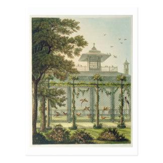 Das Pheasantry, graviert von Joseph Constantine Postkarte