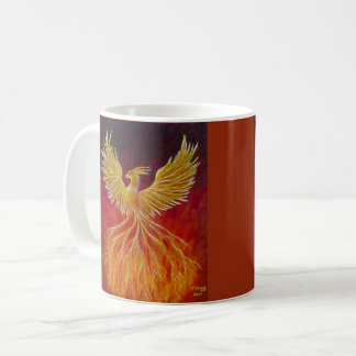 Das Phoenix Kaffeetasse