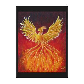 Das Phoenix Leinwanddruck