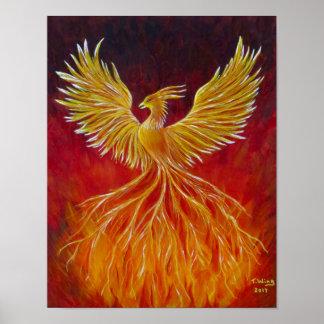 Das Phoenix Poster