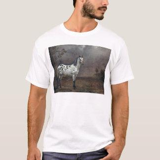 Das piebald-Pferd, 1653 T-Shirt