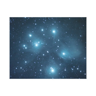 Das Pleiades #6 Leinwanddruck
