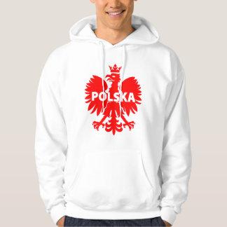 Das Polen Polska Eagle der Männer Hoodie