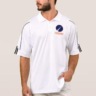 Das Polo-Shirt der Männer mit Logo Kopenhagens Poloshirt