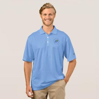 Das Polo-Shirt der Schullogo-Nike-Männer Polo Shirt