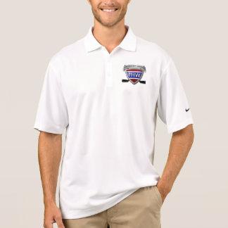 Das Polo-Shirt Dri-SITZ die Nike das Hockey-der Polo Shirt