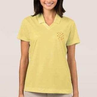 Das Polo-T - Shirt der Kürbis-Frauen
