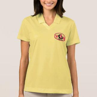 Das Polo-T - Shirt VGN Frauen
