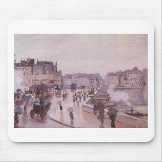 Das Pont Neuf durch Claude Monet Mauspad
