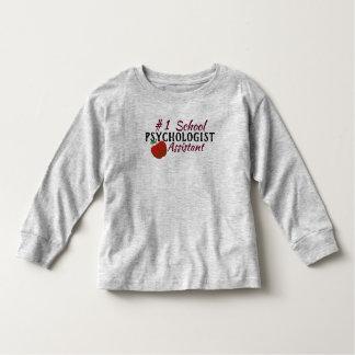 Das Psychologe-Assistenten-Shirt der Schule#1 Kleinkind T-shirt