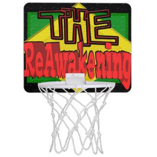 DAS RA Basketballnetz Mini Basketball Ring