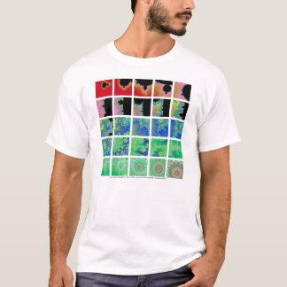 Das Rad am Ende des Zeit-raums T-Shirt