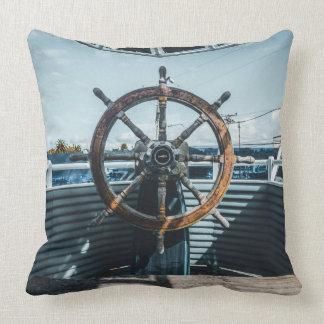 Das Rad-Kissen des Schiffs Kissen